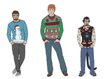 Tis the season for ugly Christmas sweaters by Kindii
