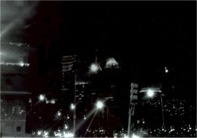 The Ben Franklin Parkway by fe208