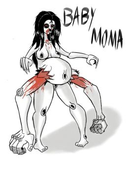 Baby Moma by pawch