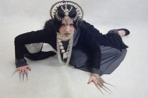 STOCK - Gothic Empress by Apsara-Stock