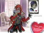 Grell's One Obsession by Dorothy-of-Oz
