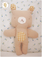 honeybear plush by snut