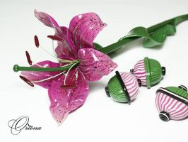 Lily 5 by OrionaJewelry