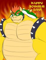 Happy Bowser Day! by CaseyLJones