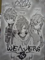 Weavers by FireWeaver360