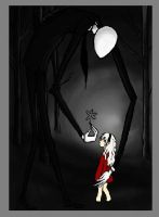 slenderman part 3 by elluinskie