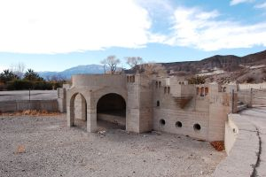 scottys castle unfinished pool by agent-kstock