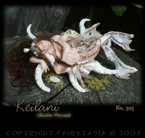 OOAK Slumber Mermaid by fairytasia