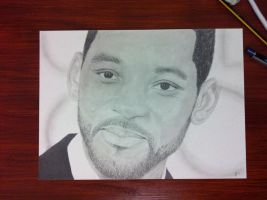 Will Smith by AntonWoody