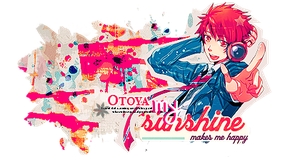 Otoya signature by lady-alucard
