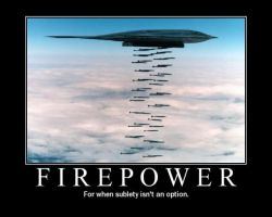 Firepower by Demotivator13