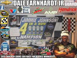 DALE JR WINS AT PHOENIX!!!!! by KobaltTools48