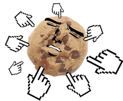 Cookie Fucker by SpaceWaffleDelivery