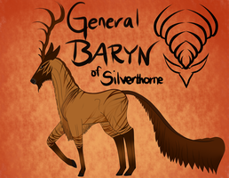 Baryn | Stag | General by ThePaisley