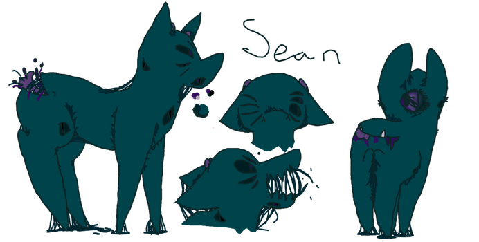 Sean by DrawKidri