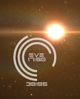 Eve Clock by AxiumCog