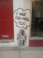 I Have Feelings Too by staringatclouds
