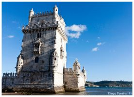 Belem Tower by SonicSyndrome