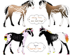 Foals for Shelby-3000(4) by Drasayer