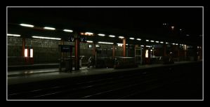 Railway Station by makhor