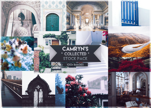 Camryn's Collected Stock Pack #1 by CrazyLies
