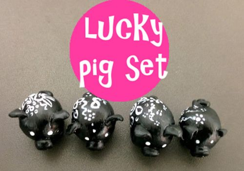 Lucky Piglets! by Sociopart