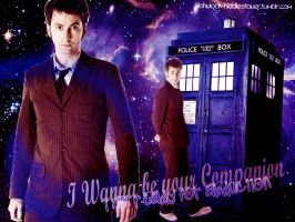 Doctor Who -Love for Tennant- 10th by MoniiQuita