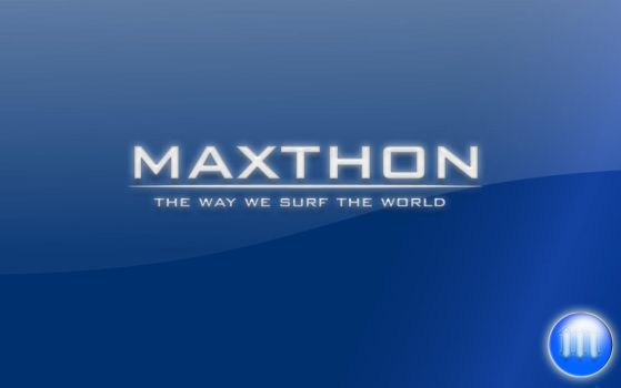 smooth Maxthon_widescreen by danniboi24