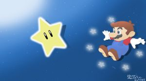 Mini Mario Galaxy by Mariohenri