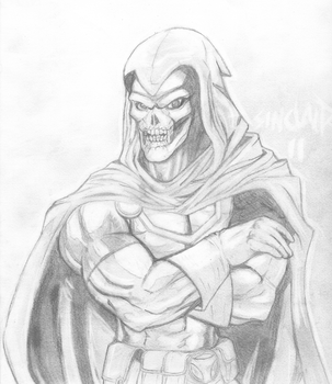 Taskmaster by illahstrait