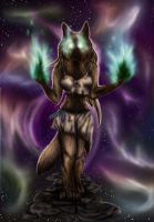 The Sorceress by Wolven-Sister