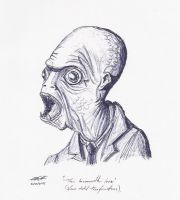 The Innsmouth Look (Near Total Transformation) by Qodaet
