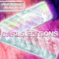 Pack 2 Texturas Light by Carls-Editions