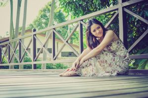 SUNSHINE SMILE by Ronaldwei