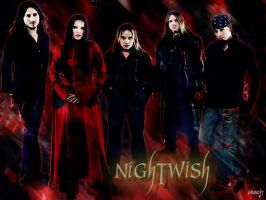 Nightwish by TheGrunchy