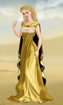 Goddess Lady by Book-Obsession-7