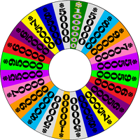 Germanname's Pressman DX Special Bonus Wheel 1 by germanname