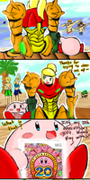 Kirby: 20th Anniversary by 3-Minute-Noodles