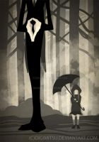 My Neighbour Slenderman by Digimitsu