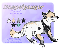 Doppelganger by xWolfPrincex