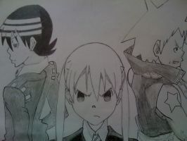Soul Eater by Mr-Yipster
