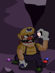 Wario: Proffesional Treasure Hunter by that-one-guy-again