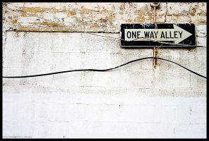 one way alley by magic6435