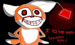 Tails doll .:SCARY AS HELL:. by Pokey-Steel