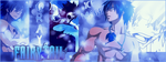 Gray Fullbuster (Fairy Tail) Banner by YataMirror