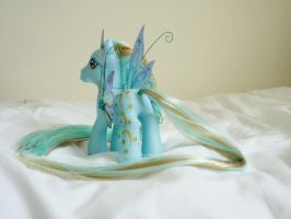 custom my little pony star chaser 2 by thebluemaiden