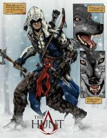 Assassin's Creed III - The Hunt pg.2/3 by mkozmon