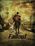 Fallout Movie Poster (Fan-Made) by Generalorder4