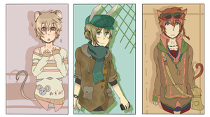 .: Kemonomimi Adopts {CLOSED} :. by Terie-chan
