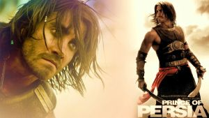 Prince of Persia: Dastan by klutzytonks